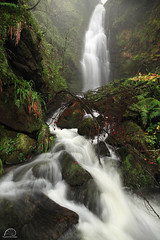 WATER WORLD (R a q u e l d e C a s t r o   Images) Tags: autumn nature water rio forest river waterfall agua otoo paisvasco cascada basquecountrie belaustegui raqueldecastroimagessmugmugcom