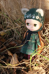 Sunshiny autumn walk...