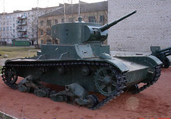 """T-26 Staraya (9) • <a style=""""font-size:0.8em;"""" href=""""http://www.flickr.com/photos/81723459@N04/11397870794/"""" target=""""_blank"""">View on Flickr</a>"""