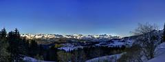Panorama du Praz de lys (glassonlaurent) Tags: panorama france nature montagne alpes glacier neige paysage 74 mont blanc fort laurent haute valle glasson taninges prazdelys