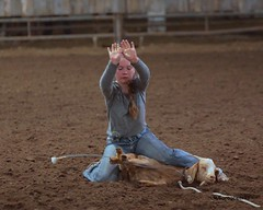 Bar None Jr Rodeo (Garagewerks) Tags: sport bar cowboy all none sony sigma indoor jr arena rodeo cowgirl athlete f28 equine 70200mm views100 slta77v