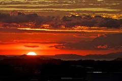 Atardecer 17 de Enero del 2014 (wittowio) Tags: sunset costarica puestadesol ocaso