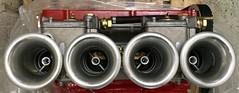 KAD 16V twin cam engine (Roadsternumber6) Tags: cam engine twin mini kad 16v bhp twincam