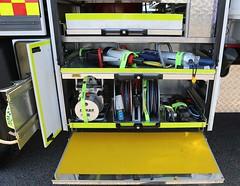 Lockers (adelaidefire) Tags: park rescue fire mercedes benz south australia sem adelaide trucks hydraulics pt brass regency akron daimler atego