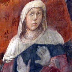 Painting the soul (YIP2) Tags: italy church abbey medieval duomo spoleto fresco renaissance umbria abbazia lippi filippolippi romanesq fescoes