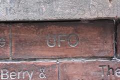 Cavern Wall of Fame: UFO (Dark Dwarf) Tags: wall liverpool ufo bands singers cavern mathewstreet groups