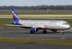 VP-BOC A321 Aeroflot (MM - Aviation Photography) Tags: airbus dusseldorf aeroflot a321 dus vpboc