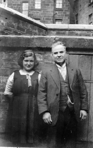 Gina and Frank Cocozza 1930s