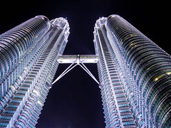 KLCC (Louis Quah) Tags: building landmark adobe malaysia tall kuala kl klcc edit lumpur lightroom