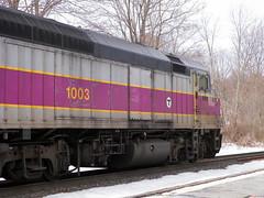 MBTA (Littlerailroader) Tags: railroad train massachusetts newengland trains andover transportation locomotive mbta trainspotting locomotives railroads passengertrain mbcr passengertrains andovermassachusetts