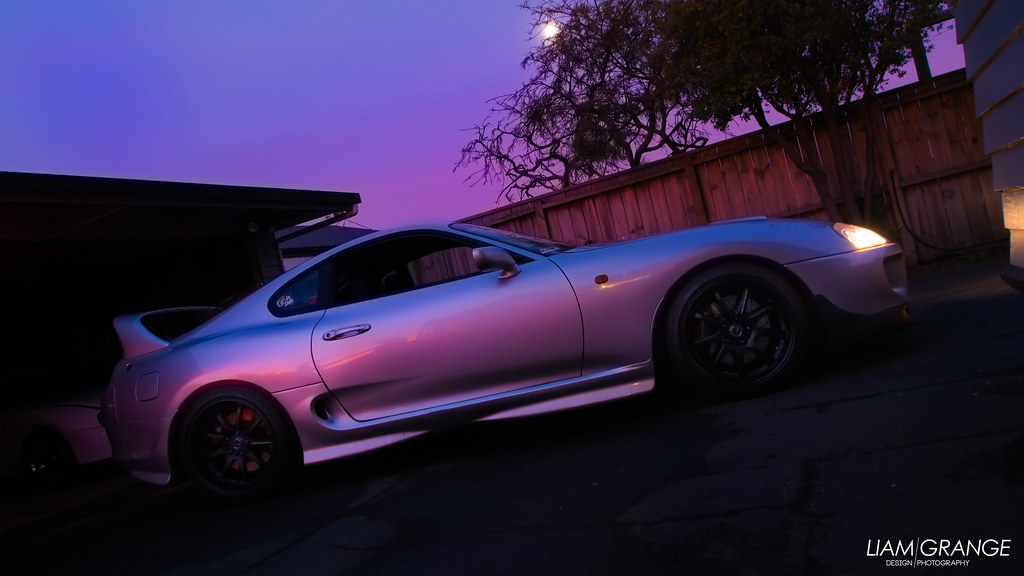 01b2d2c20396 Toyota Supra (Liam Grange Design and Photography) Tags  pink blue sunset  red sky