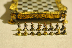 royal game (the-father) Tags: museum munich mnchen bavaria king treasury chess kingdom figures schatzkammer bestofblinkwinners