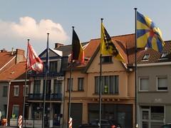 Courtrai, Belgique.- Marketstraat.- (Pierre Andre Leclercq) Tags: belgique paysages marke courtrai flandre rodenburg régionflamande vlaamsgewestbelgique