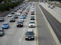 Glad I'm not down there (LeftCoastKenny) Tags: traffic utata rushhour 85 thursdaywalk utata:project=tw418