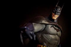 Batman Arkham (Evan MacPhail Photography) Tags: toy photography action ps figure batman express iphone arkham snapseed