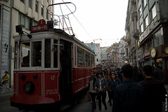 Istanbul in May day 1 (Alex 'Shu' Buznik) Tags: trip travel vacation turkey walking tram istanbul abroad foreign ethnography 2014 istikal istanbulmay2014 istanbulmay2014day1