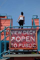 Moving in Monterey (ho_hokus) Tags: california ca pier monterey unitedstates wharf x20 2014 cabrillohighway fujix20 fujifilmx20