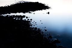 e silenzi che scivolano tra le dita (listening no surprises - radiohead) (achrome_29) Tags: light italy reflection nature water landscape italia natura luci riflessi paesaggi lessismore lungaesposizione