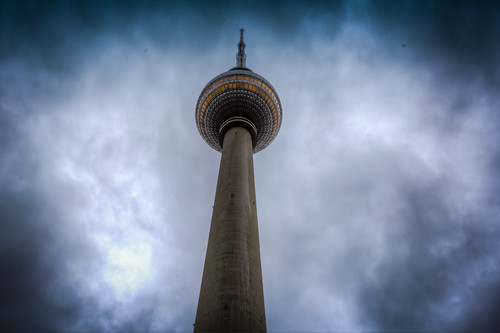 The Television Tower at Alexander Platz