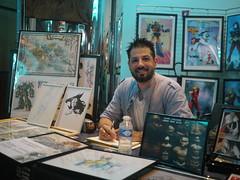Alexis Tallone - Mang'Azur 2014 - P1830192 (styeb) Tags: 26 manga convention palais neptune avril azur 2014 toulon afj mangazur
