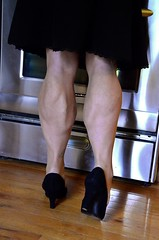_DSC0014jj (ARDENT PHOTOGRAPHER) Tags: highheels muscle muscular mature milf tiptoe calves flexing veiny