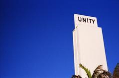 Unity (solarnu) Tags: blue usa film iso100 us miami unity bluesky scan fl m6 printfilm 50mmf2 leicam6ttl r121 kodakektar