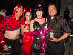 IMG_6456 (EddyG9) Tags: party music ball mom costume louisiana neworleans lingerie bodypaint moms wig mardigras 2015 momsball