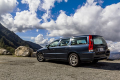 the start. (BobbyOlilangPhotography) Tags: sky blur art nature car clouds volvo 2006 explore mtbaldy v70 25t canon18200mm bobbyolilangphotography