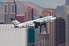 Frontier Airlines Airbus A319 N924FR (jbp274) Tags: las airport airplanes airbus frontier klas mccarran f9 a319 frontierairlines