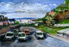Le Cap, autoroute — Capetown, motorway