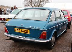 RAR 540L (1) (Nivek.Old.Gold) Tags: austin aca 1500 1973 maxi welwyngardencity centralgarage