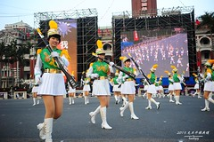 LOI_3798-2 () Tags: school color girl high guard band honor marching taipei  tfg