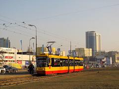 Konstal 116Na/2, #3025, Tramwaje Warszawskie (transport131) Tags: tram warsaw warszawa tramwaj ztm konstal 116na