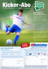 Galerie-Neu (Markus Koepf) Tags: sport werbung fusball kickerabo