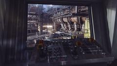 HFB (lennyvandijk) Tags: abandoned industry metal rust industrial belgium steel furnace heavy liege blast luik urbex hfb benelux hf6