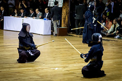 112th (2016) Enbu Taikai in Kyoto, Japan (Christian Kaden) Tags: japan kyoto martialarts   kendo dojo kioto kansai  kampfkunst budo   sonkyo     kendohalle  butokuden enbutaikai kyototaikai  kendojo  112 112enbutaikai