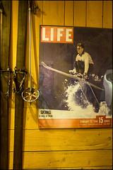 Skiing (greenschist) Tags: life usa oregon mthood skis timberlinelodge