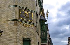 Frhling - Zurenborg und die Belle Epoque in Antwerpen (Ulrike Parnow) Tags: europa antwerpen frhling belgien flandern zurenborg cogelsosylei transvaalstraat waterloostraat jugendstilinberchem
