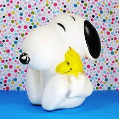 Hugs! #Snoopy #woodstock #peanuts #dogtoy #vintage #forsale #collectpeanuts #snoopygrams #snoopyfan #snoopylove #snoopycollection #ilovesnoopy (collectpeanuts) Tags: brown peanuts charlie snoopy collectpeanuts