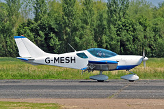 "G-MESH CZAW SportCruiser M E S Heaton Sturgate  EGCS Fly-In 05-06-16 (PlanecrazyUK) Tags: sturgate egcs ""fly in"" 050616 ""lincoln aero club ltd"" gmesh czawsportcruiser mesheaton flyin"