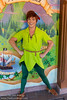 Near Peter Pan's Flight