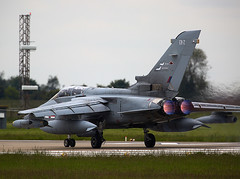 Tornado (Bernie Condon) Tags: plane flying aircraft aviation military attack jet strike british bomber tornado raf panavia royalairforce coningsby warpane