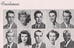 Freshmen (Namey McNamerson) Tags: school music bird 1948 paul four allan ross indianapolis indiana keith conservatory jordan barbara alpine carol bottoms ann don ramon barbour freshmen bishop opus barlow boatman frederick cleve bawel fourfreshmen rossbarbour donbarbour