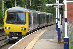 Northern Rail 323223 at STYAL station (Barrytaxi) Tags: outdoor photoblog photoaday 365