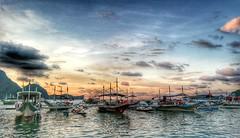 EL Nido Port (sonnymmercado) Tags: ocean sea sky nature water port landscape island outdoor elnido palawan