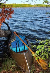 My Transportation (view2share) Tags: trip morning travel camping camp lake water up mi outdoors spring outdoor michigan may paddle canoe shore backpack upperpeninsula springtime uppermichigan 2016 northernmichigan marquettecounty gooselake marquetterange marquetteironrange may2016 deansauvola may302016