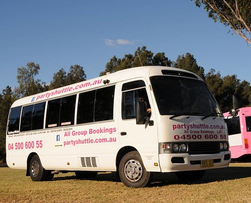 Like to take a ride in this 24 seater #PartyShuttleBus or any of our 14-50 seater party buses? Call us on 04 500 600 55 to book!