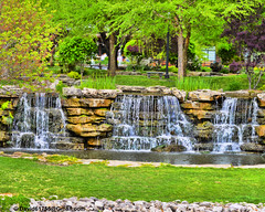 Waterfalls (David Davila Photography) Tags: vacation tree water outdoor mo missouri branson geotag 2016 nikond800 holuxm241