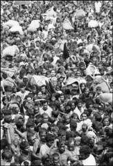 bengali-refugee-camp-in-india-1971_24460578801_o (bd.1971) Tags: exterior faces refugee crowd foule sack extrieur calcutta viewfromabove accumulation vaccination rfugi entassement indiaall vueplongeante indetout sacdejute asiansouthasianorigin asiatiquedelasiedusud bangladeshwarofindependence bangladaisnationalit bangladeshinationality guerredindpendancedubangladesh