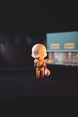 IMG_6301 (bakanahakuchi) Tags: onepunchman saitama nendoroid actionfigure chibi toyphotography